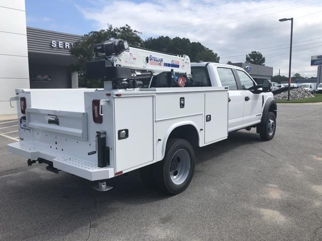 2020 Ford F-450 Crew Cab DRW 4x4, Knapheide Mechanics Body #T6416 - photo 1