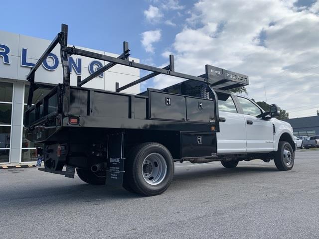 2020 Ford F-350 Crew Cab DRW 4x4, Concrete Body #T6428 - photo 2