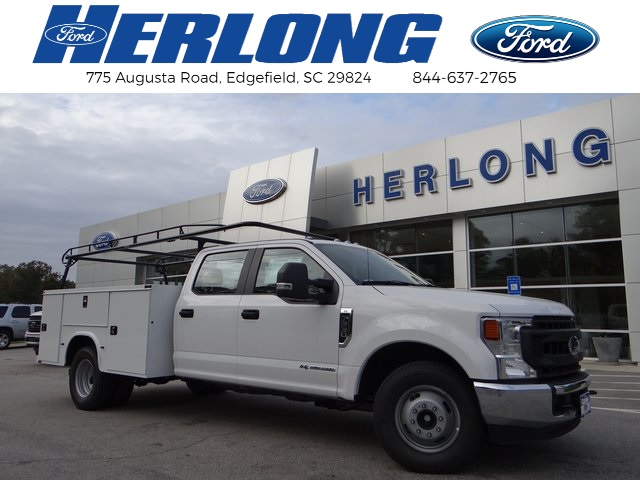 2020 Ford F-350 Crew Cab DRW 4x2, Service Body #T6444 - photo 1