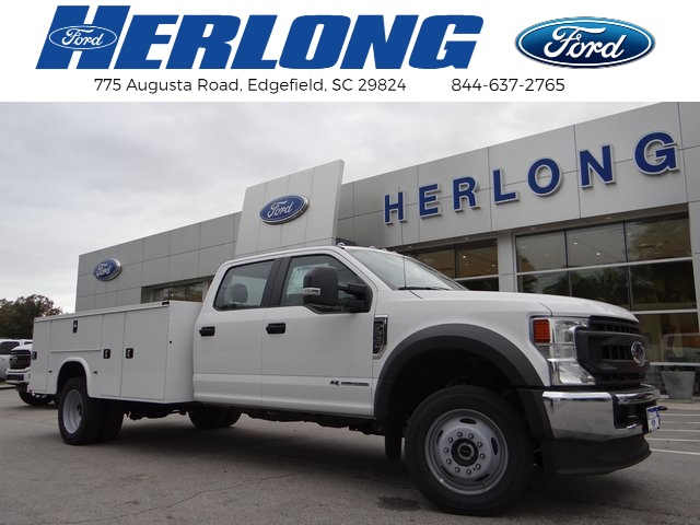 2020 Ford F-550 Crew Cab DRW 4x4, Service Body #T6459 - photo 1