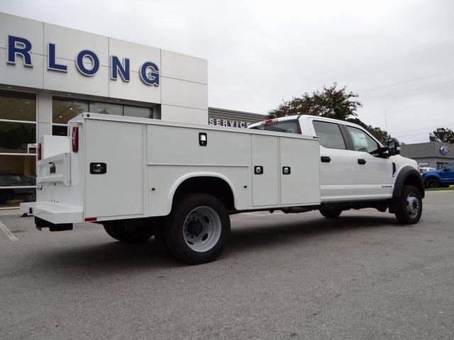2020 Ford F-550 Crew Cab DRW 4x4, Service Body #T6459 - photo 2