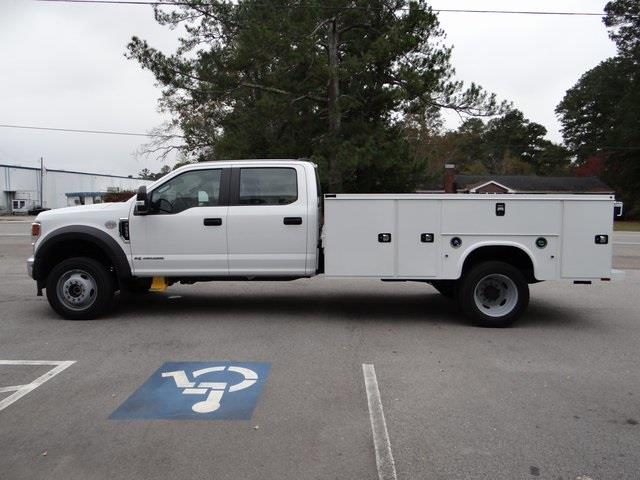 2020 Ford F-550 Crew Cab DRW 4x4, Service Body #T6459 - photo 9