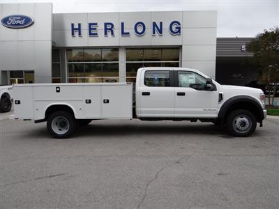 2020 Ford F-550 Crew Cab DRW 4x4, Service Body #T6459 - photo 11