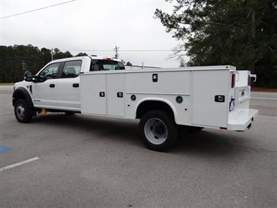 2020 Ford F-550 Crew Cab DRW 4x4, Service Body #T6459 - photo 13