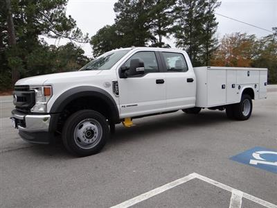 2020 Ford F-550 Crew Cab DRW 4x4, Service Body #T6459 - photo 4