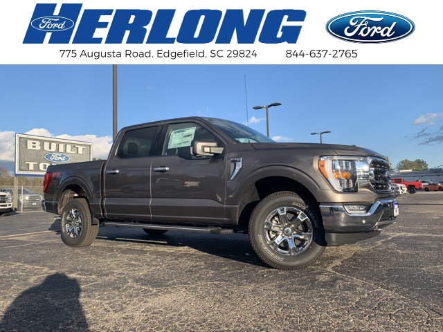 2021 Ford F-150 SuperCrew Cab 4x4, Pickup #T6461 - photo 1