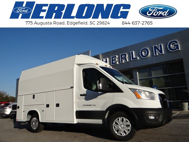 2020 Ford Transit 350 4x2, Knapheide Service Utility Van #T6462 - photo 1