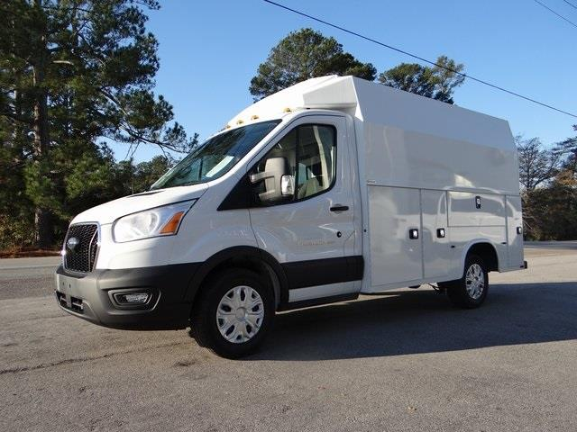 2020 Ford Transit 350 4x2, Knapheide KUV Service Utility Van #T6462 - photo 4