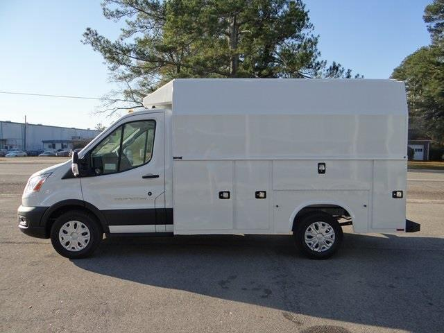 2020 Ford Transit 350 4x2, Knapheide KUV Service Utility Van #T6462 - photo 9