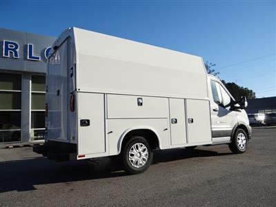 2020 Ford Transit 350 4x2, Knapheide KUV Service Utility Van #T6462 - photo 2