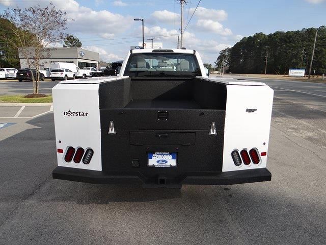 2021 Ford F-350 Crew Cab DRW 4x4, Cab Chassis #T6466 - photo 3
