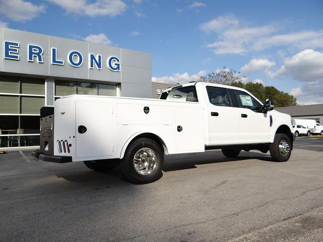 2021 Ford F-350 Crew Cab DRW 4x4, Cab Chassis #T6466 - photo 2