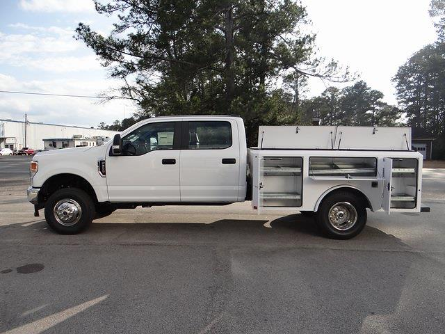 2021 Ford F-350 Crew Cab DRW 4x4, Cab Chassis #T6466 - photo 10