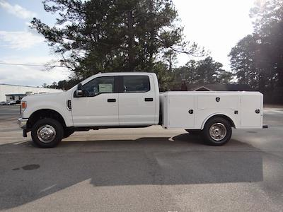 2021 Ford F-350 Crew Cab DRW 4x4, Cab Chassis #T6466 - photo 9