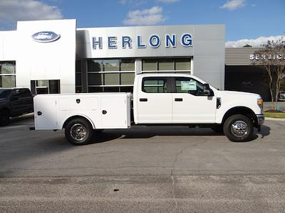 2021 Ford F-350 Crew Cab DRW 4x4, Cab Chassis #T6466 - photo 11
