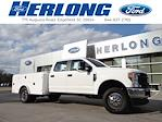 2021 Ford F-350 Crew Cab DRW 4x4, Cab Chassis #T6466 - photo 1