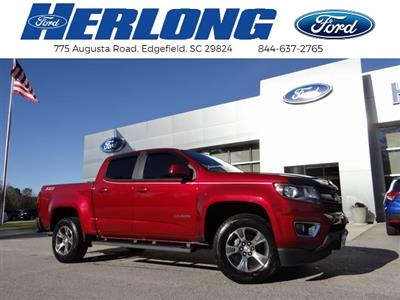 2017 Chevrolet Colorado Crew Cab 4x2, Pickup #T64811 - photo 1