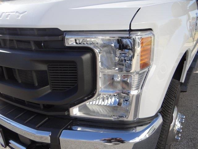 2021 Ford F-350 Crew Cab DRW 4x4, Cab Chassis #T6485 - photo 13