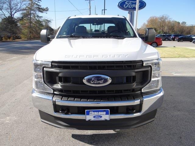 2021 Ford F-350 Crew Cab DRW 4x4, Cab Chassis #T6485 - photo 3