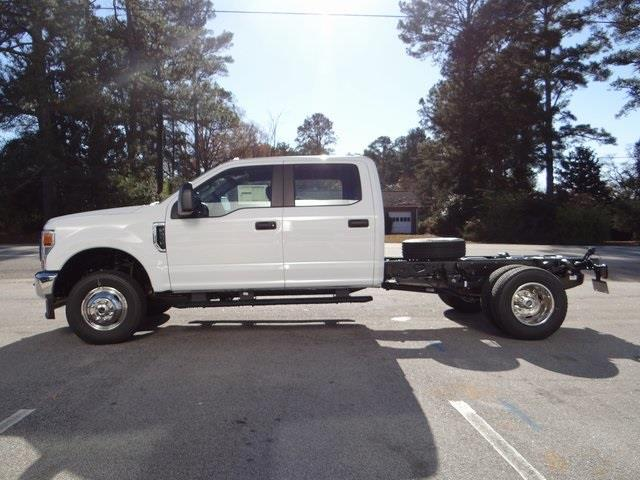 2021 Ford F-350 Crew Cab DRW 4x4, Cab Chassis #T6485 - photo 8