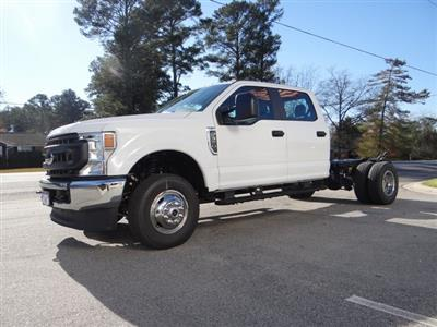 2021 Ford F-350 Crew Cab DRW 4x4, Cab Chassis #T6485 - photo 4