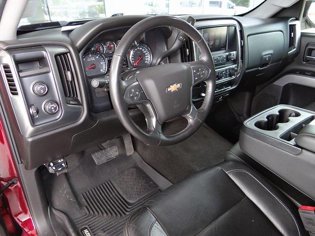 2017 Chevrolet Silverado 1500 Crew Cab 4x4, Pickup #T64873 - photo 23