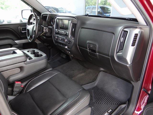 2017 Chevrolet Silverado 1500 Crew Cab 4x4, Pickup #T64873 - photo 24