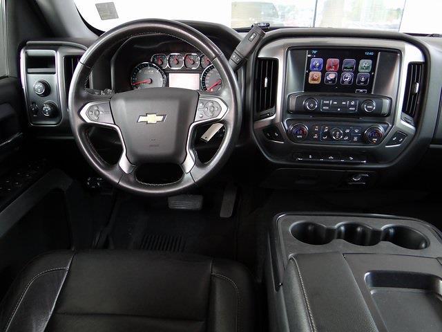 2017 Chevrolet Silverado 1500 Crew Cab 4x4, Pickup #T64873 - photo 8
