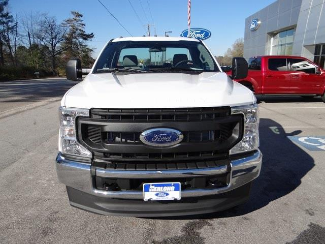 2021 Ford F-350 Regular Cab DRW 4x4, Cab Chassis #T6496 - photo 3