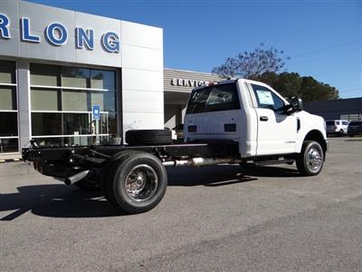 2021 Ford F-350 Regular Cab DRW 4x4, Cab Chassis #T6496 - photo 2