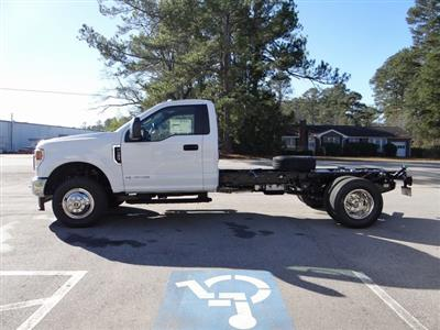 2021 Ford F-350 Regular Cab DRW 4x4, Cab Chassis #T6496 - photo 8
