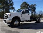 2021 Ford F-350 Regular Cab DRW 4x4, Cab Chassis #T6496 - photo 4
