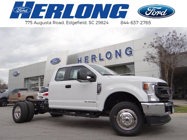 2021 Ford F-350 Super Cab DRW 4x4, Cab Chassis #T6499 - photo 1