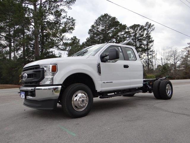 2021 Ford F-350 Super Cab DRW 4x4, Cab Chassis #T6499 - photo 4