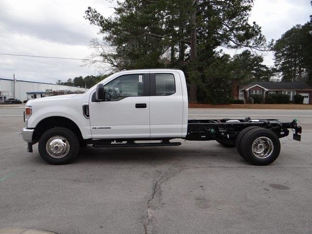 2021 Ford F-350 Super Cab DRW 4x4, Cab Chassis #T6499 - photo 8