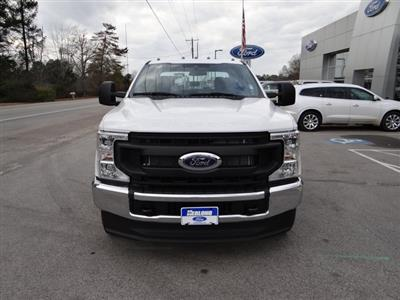 2021 Ford F-350 Super Cab DRW 4x4, Cab Chassis #T6499 - photo 3