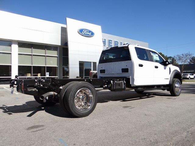 2021 Ford F-550 Crew Cab DRW 4x4, Cab Chassis #T6504 - photo 1