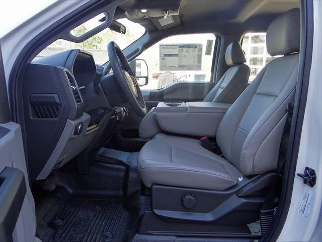 2021 Ford F-550 Crew Cab DRW 4x4, Cab Chassis #T6504 - photo 6