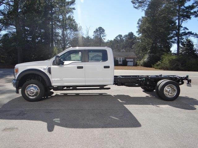 2021 Ford F-550 Crew Cab DRW 4x4, Cab Chassis #T6504 - photo 8