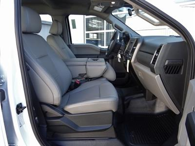 2021 Ford F-550 Crew Cab DRW 4x4, Cab Chassis #T6504 - photo 17