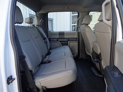 2021 Ford F-550 Crew Cab DRW 4x4, Cab Chassis #T6504 - photo 18