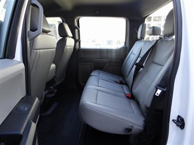 2021 Ford F-550 Crew Cab DRW 4x4, Cab Chassis #T6504 - photo 19