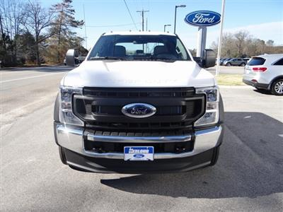 2021 Ford F-550 Crew Cab DRW 4x4, Cab Chassis #T6504 - photo 3