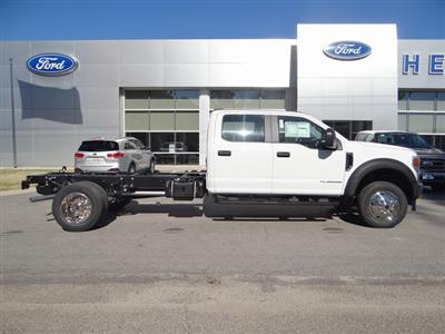 2021 Ford F-550 Crew Cab DRW 4x4, Cab Chassis #T6504 - photo 9