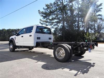 2021 Ford F-550 Crew Cab DRW 4x4, Cab Chassis #T6504 - photo 10
