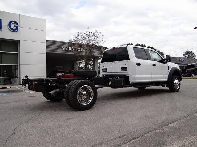 2021 Ford F-450 Crew Cab DRW 4x4, Cab Chassis #T6508 - photo 2
