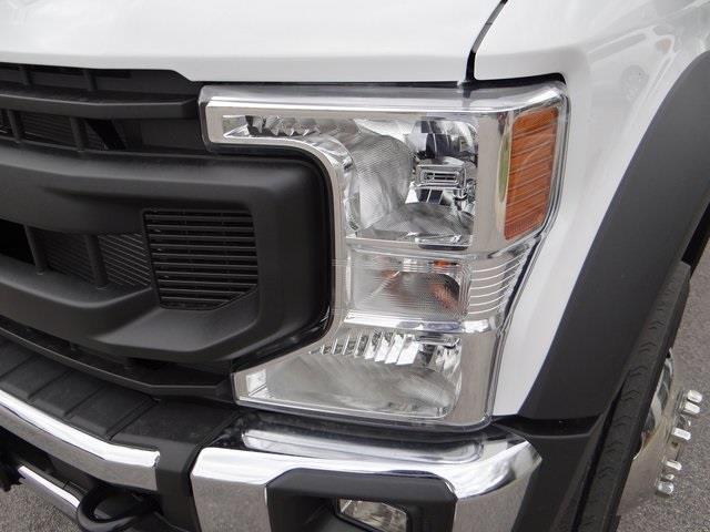 2021 Ford F-450 Crew Cab DRW 4x4, Cab Chassis #T6508 - photo 14