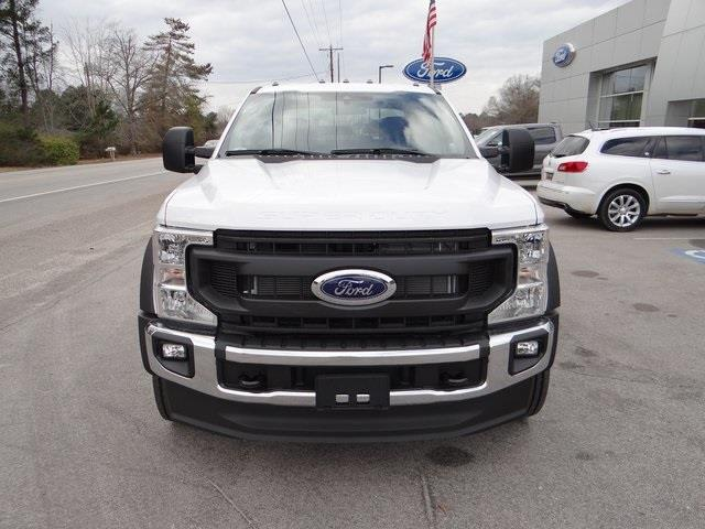 2021 Ford F-450 Crew Cab DRW 4x4, Cab Chassis #T6508 - photo 3