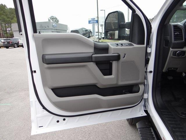 2021 Ford F-450 Crew Cab DRW 4x4, Cab Chassis #T6508 - photo 24