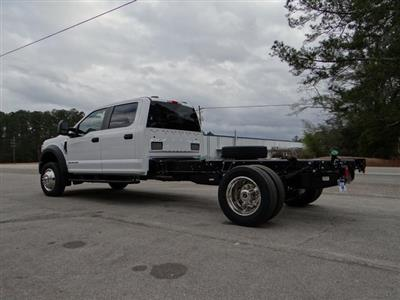 2021 Ford F-450 Crew Cab DRW 4x4, Cab Chassis #T6508 - photo 10